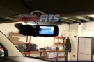 VW T5 Transporter Aftermarket Rear view camear and LCD mirror cliop on screen (4)