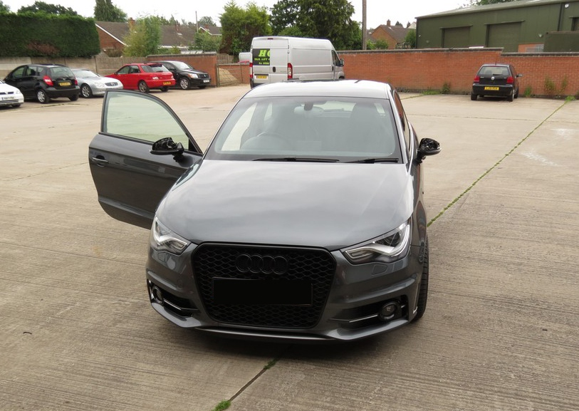 Audi A1 Crusie control sytem fitted