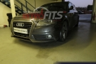 audi-a4-b8-front-and-rear-APS-Plus-System-install