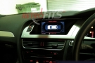 audi-a4-b8-front-and-rear-APS-Plus-System-on-dash