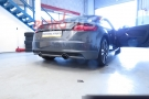 Audi-TT-Mk3-vodafone-Cobra Parkmaster-flush-fit-parking-sensors