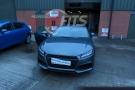 Audi-TT-Mk3-vodafone-Cobra Parkmaster-parking-sensors