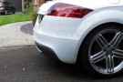 ibis_white_rear_parking_sensors_retrofit_cobra_parkmaster_r0394_radio_muting_audi_tt_2013_new