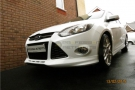 white ford focus front f0394.JPG