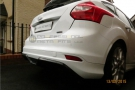 white ford focus rear r0394.JPG