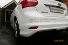white ford focus rear r394.JPG