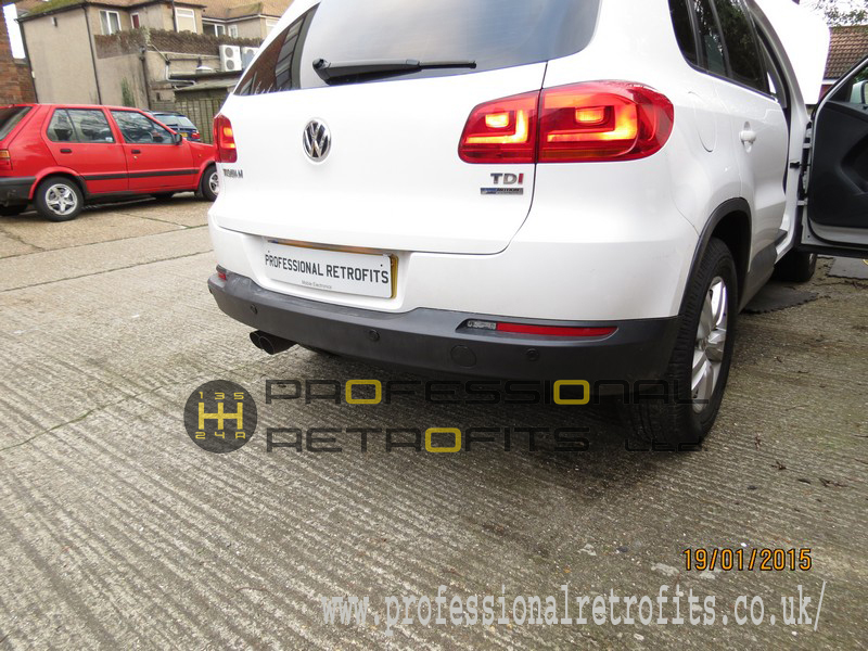 Front And Rear Vw Optical Parking Sensors