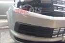 vw-transporter-t6-front-parking-sensors-retrofit--bumper-off