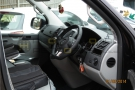 VW t5 2015 Flat multi function steering wheel retrofit coventry.JPG