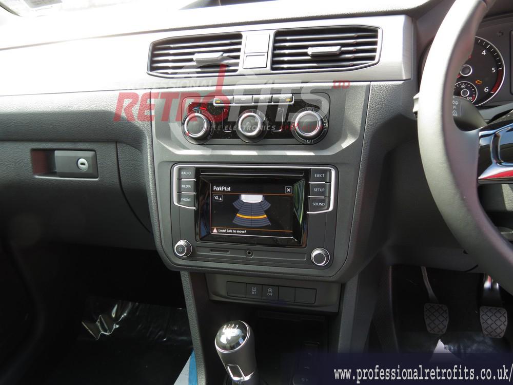 Rear VW Optical Parking Sensors