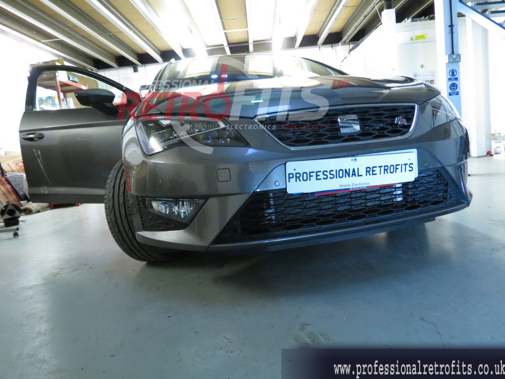 Seat Front and Rear OPS Optical parking Sensors