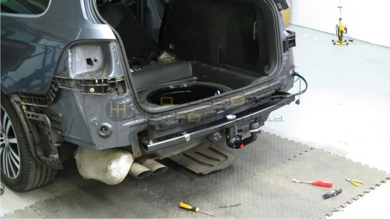 Vw Passat Trailer Wiring Harness : Vw touareg trailer wiring harness jetta dome light