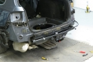 VW passat detachable towbar westfalia