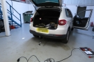 vw-westfalia-Detachable -towbar-fitted (3)
