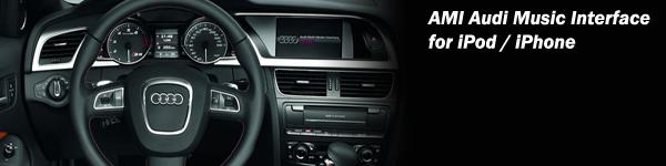 AMI Retrofit Audi