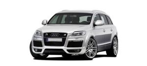 Audi Q7 cruise control