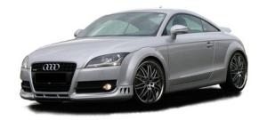 Audi TT Mk2 cruise control