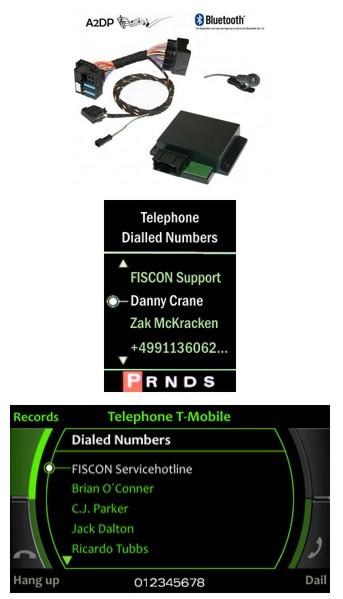 Fiscon Bluetooth 2G Pro