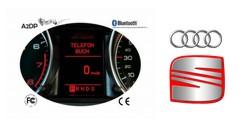 Fiscon Bluetooth Basic Audi Seat