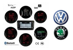 Fiscon Bluetooth Basic Plus VW Skoda