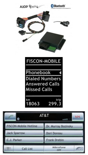Fiscon Bluetooth Basic Plus