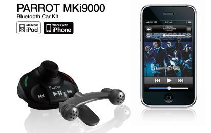 Parrot MKi9000 2