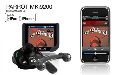 Parrot MKi9200 2