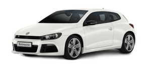 VW Scirocco cruise control