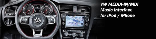 Media in Retrofit VW Skoda