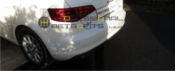 Audi parking sensors Front and Rear