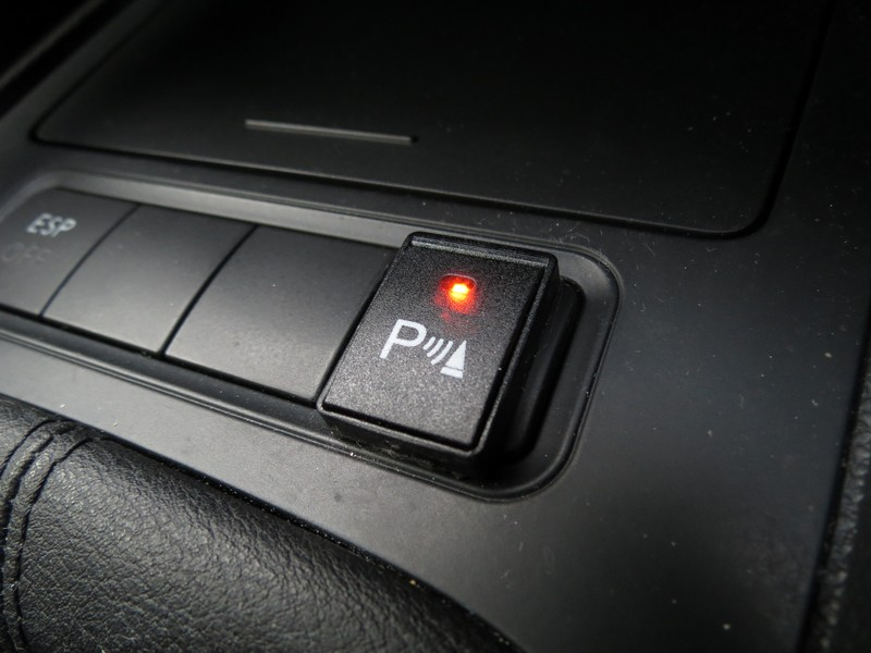 front parking sensors on/off switch with time out feature OE Style Flush Mount Cobra Parkmaster R0394 and F0394