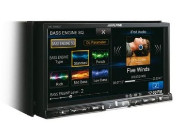 "8"" INE-W928R - Advanced Navi Station King Size Entertainment"