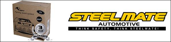 Budget Steelmate C1 Rear Parking sensors