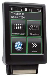 Volkswagen genuine Bluetooth kit