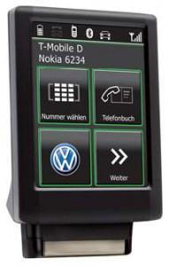 Volkswagen genuine Bluetooth kit
