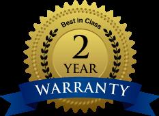 warranty-2 yrs