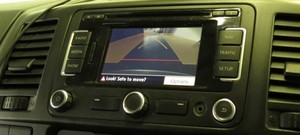 VW T5 RNS315 DAB Bluetooth NAV Retrofit