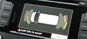 VW T5 parking Sensors