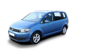 VW Touran 1T Westfalia Tow Bars