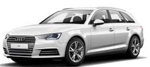 Audi A4 B9 Westfalia Tow Bar
