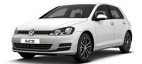 VW Golf Mk7 Rear View Camera