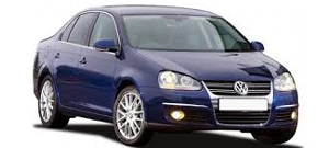VW Jatta 1K Westfalia Tow Bar