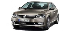 VW Passat B7 Westfalia Tow Bar