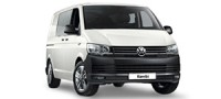 VW Transporter Rear View Camera