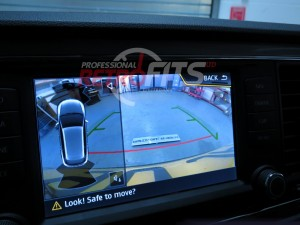 VW golf MK7 Rear view camera RVC