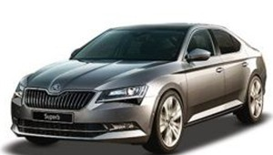 Skoda Superb Westfalia Tow Bar