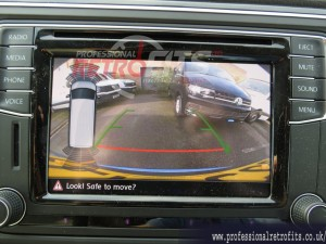 vw t6 ops parking sensors