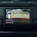 VW Sharan rear view camera
