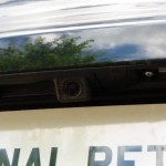 VW Tiguan RVC rear view camera
