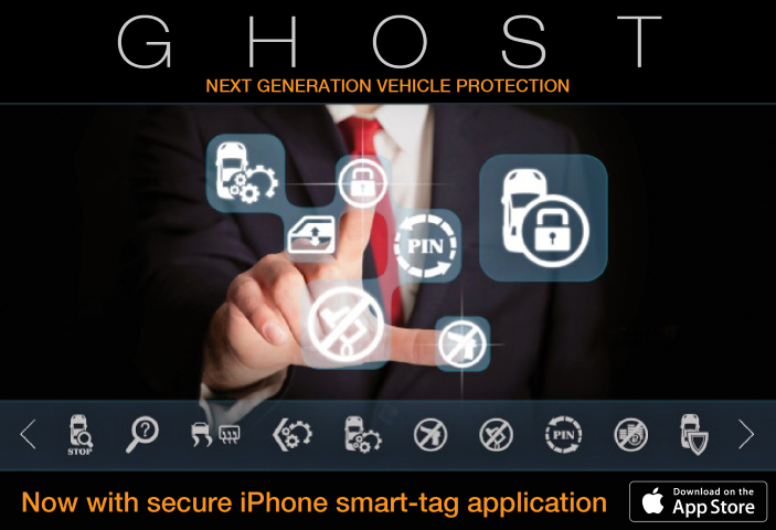 Ghost CANbus Immobiliser